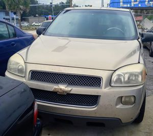 Chevy uplander- Drives Or for Parts for Sale in Brooksville, FL