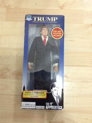 "Donald J. Trump 12"" Talking Doll (New) for Sale in Brooklyn, NY"