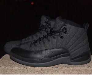 Jordan Retro 12 'Wool Gray' for Sale in Cary, NC