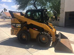 2015 Caterpillar 262D and Bh160 Backhoe arm for Sale in Scottsdale, AZ