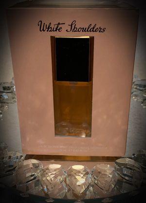 White Shoulders Eau de Cologne EDC Perfume Spray .85 fl oz NEW NIB for Sale in San Diego, CA
