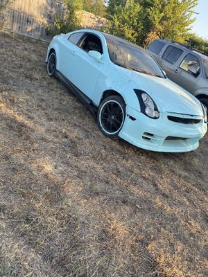 Infiniti g35 parts for Sale in Fort Worth, TX