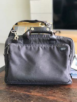 Jack Spade Charcoal Gray Messenger Bag for Sale in Los Angeles, CA