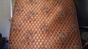 King size duel pillow top mattress for Sale in Wichita Falls, TX