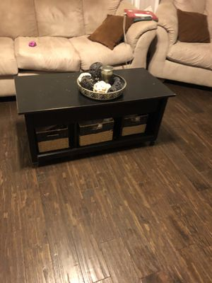Lift top coffee table for Sale in Philadelphia, PA