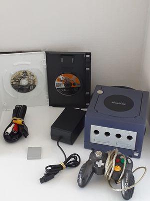 Gamecube with Mario Party 6 read description for Sale in Corona, CA