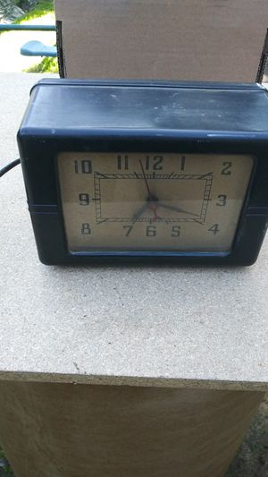 Antique larkin desk clock $100 obo for Sale in Riverside, CA