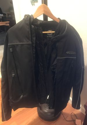 Men's Harley Davidson FXRG jacket for Sale in Scottsdale, AZ