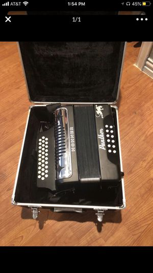 Accordion for Sale in Houston, TX