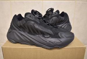 Adidas Yeezy Boost 700 MNVN Triple Black sz 6.5 for Sale in Rockville, MD