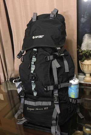 Traveling or camping back pack for Sale in West Springfield, VA