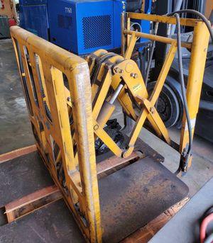 Forklift slip sheet attachment (Brudi) for Sale in Vallejo, CA