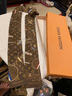 LOUIS VUITTON Silk Scarf for Sale in Long Beach, CA
