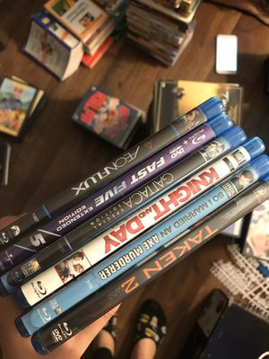 Blue Ray Movies for Sale in Portland, OR