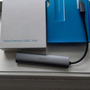 Anker Premium USB-C Hub for Sale in Brooklyn, NY