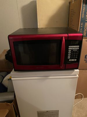 Red Microwave for Sale in Clinton, MD