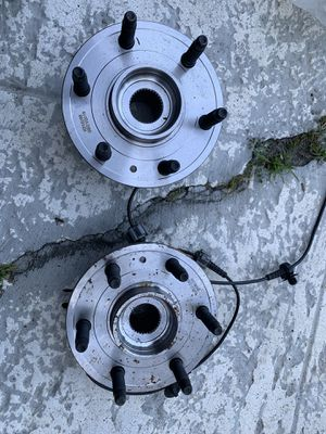 Chevy wheel hubs for Sale in Fort Lauderdale, FL