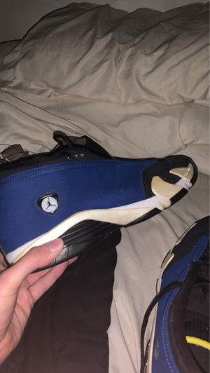 Jordan 14 retro low laney for Sale in Prosperity, SC
