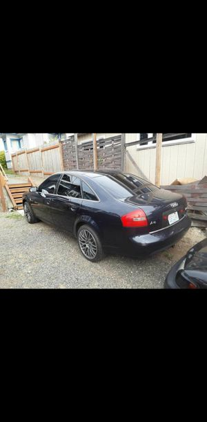 Audi A6 Full part out for Sale in Bothell, WA