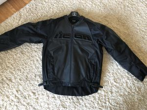 ICON PROTECTIVE JACKET FOR MOTORCYCLE for Sale in Philadelphia, PA