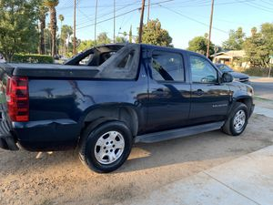 2007 Chevy Avalanche LS Runs for Sale in Riverside, CA