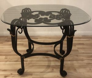 Kitchen Glass Table for Sale in Las Vegas, NV
