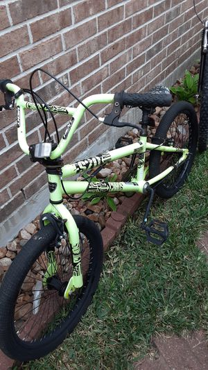 Chaos free style s20 bmx bike for Sale in Rosenberg, TX