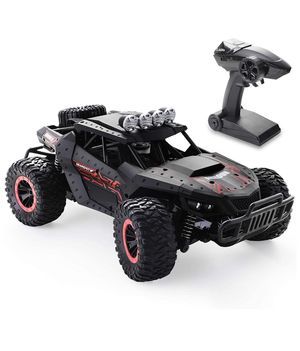 RC Car 1:16 Scale Remote Control Car Off-Road RC Trucks 2.4 GHz with 2 Rechargeable Batteries,Electric Toy Car for All Adults & Kids for Sale in Corona, CA
