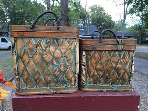 Wicker containers for Sale in Nashville, TN