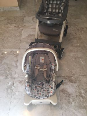 Roller and car seat for Sale in Pompano Beach, FL
