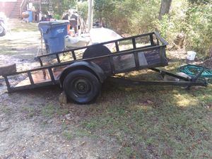 10x5 dump trailer for Sale in Lexington, MS