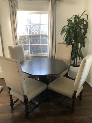 High End Custom Dining Room Table And Chairs For Sale In Nashville TN