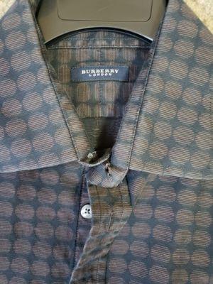 Burberry london men's dress shirt large for Sale in Garfield, NJ
