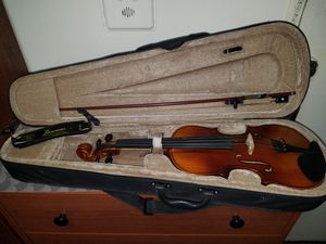 JOHN JUZEK VINTAGE VIOLIN MODEL #85 4/4 WITH PADDED CASE. for Sale in Queens, NY