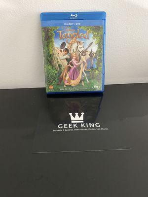 Tangled Blu-ray for Sale in Jacksonville, FL