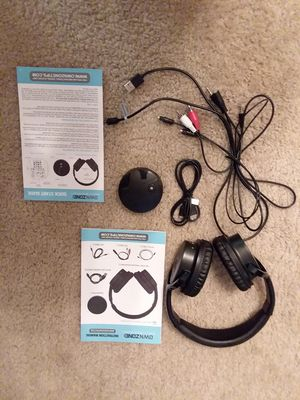 Sharper Image Wireless Headphones!! for Sale in St. Louis, MO