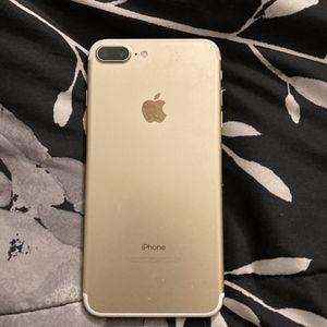 iPhone 7 Plus Unlocked for Sale in Oak Hills, CA