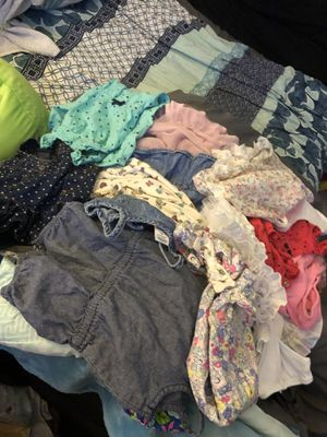 27 piece baby girl clothes 6 months for Sale in Tamarac, FL