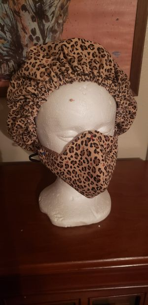 Bonnet and face mask for Sale in Orlando, FL