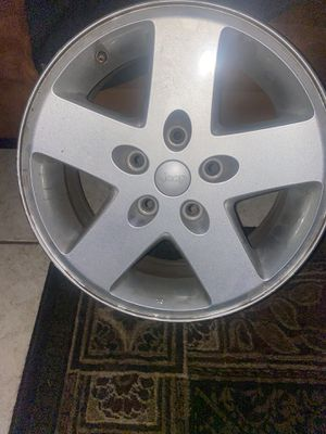 "Jeep Wrangler 07-18 17"" one wheel new! for Sale in TWN N CNTRY, FL"
