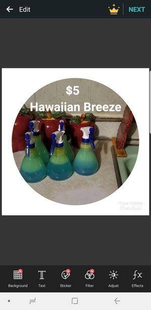 Homemade Air Freshener for Sale in Montgomery, AL