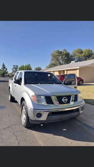 2007 Nissan Frontier SE for Sale in Tucson, AZ