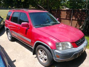 99 Honda crv for Sale in Dallas, TX