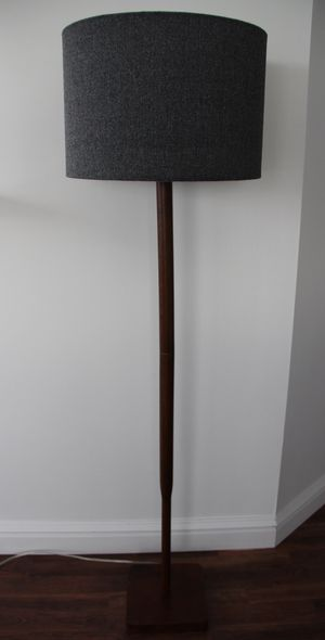 Wooden Floor Lamp for Sale in Brookline, MA