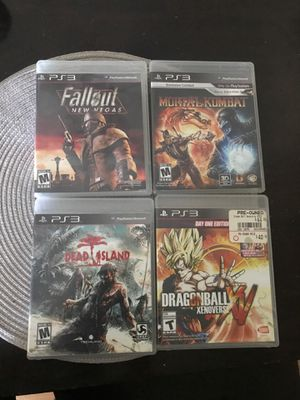 PS3 Bundle for Sale in Grand Terrace, CA