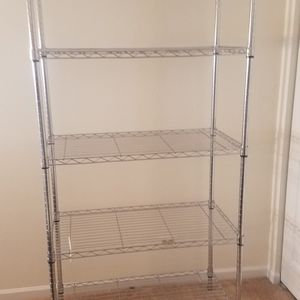 Tall Metal Shelves for Sale in Palatine, IL