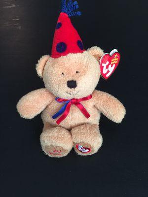 New Teddy Bear Beanie Baby $2.00 for Sale in Kent, WA