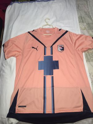 Pink Dolphin x Puma Soccer Jersey for Sale in Miami, FL