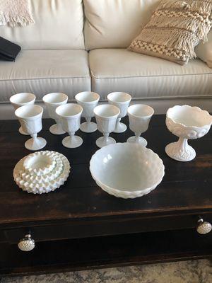 Milk Glass for Sale in Gulf Breeze, FL