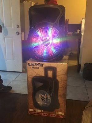 Blackmore Pro Audio for Sale in Oakland, CA